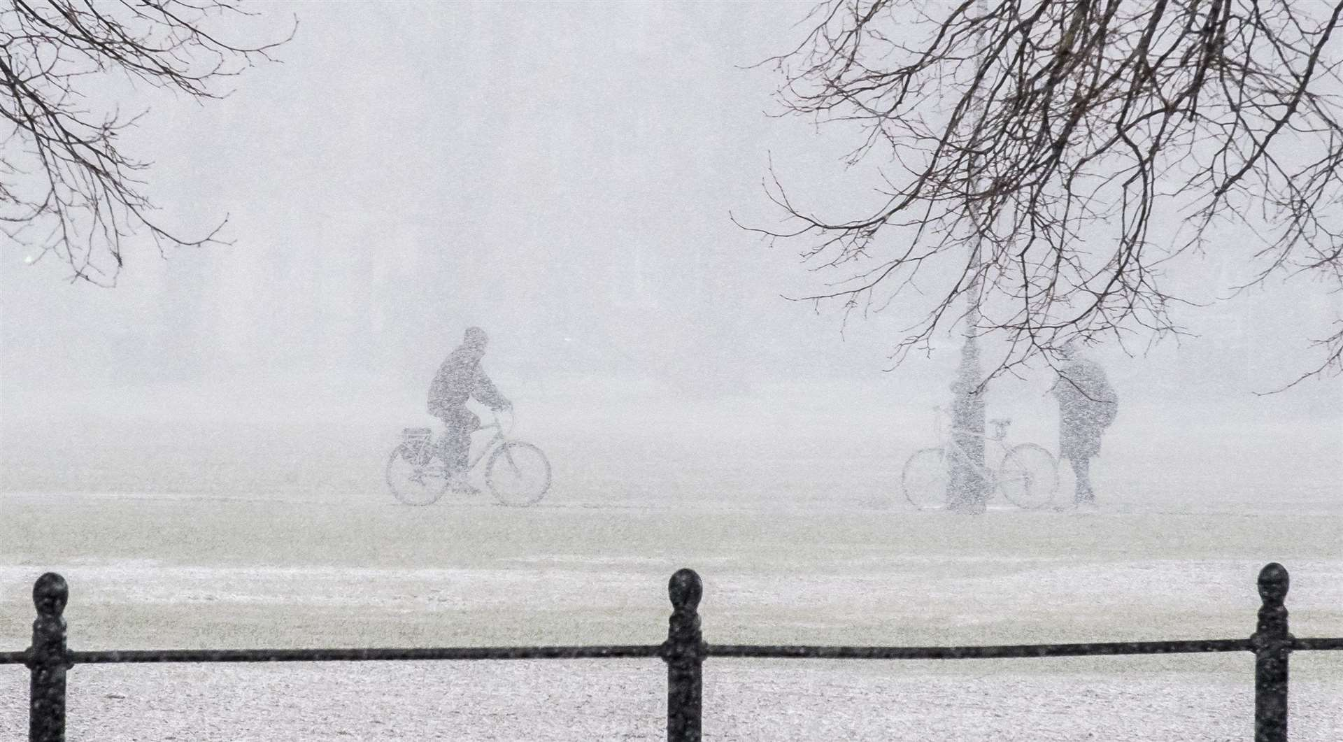 Dublin weather: Cold Day Ahead With A Chance Of Snow Overnight