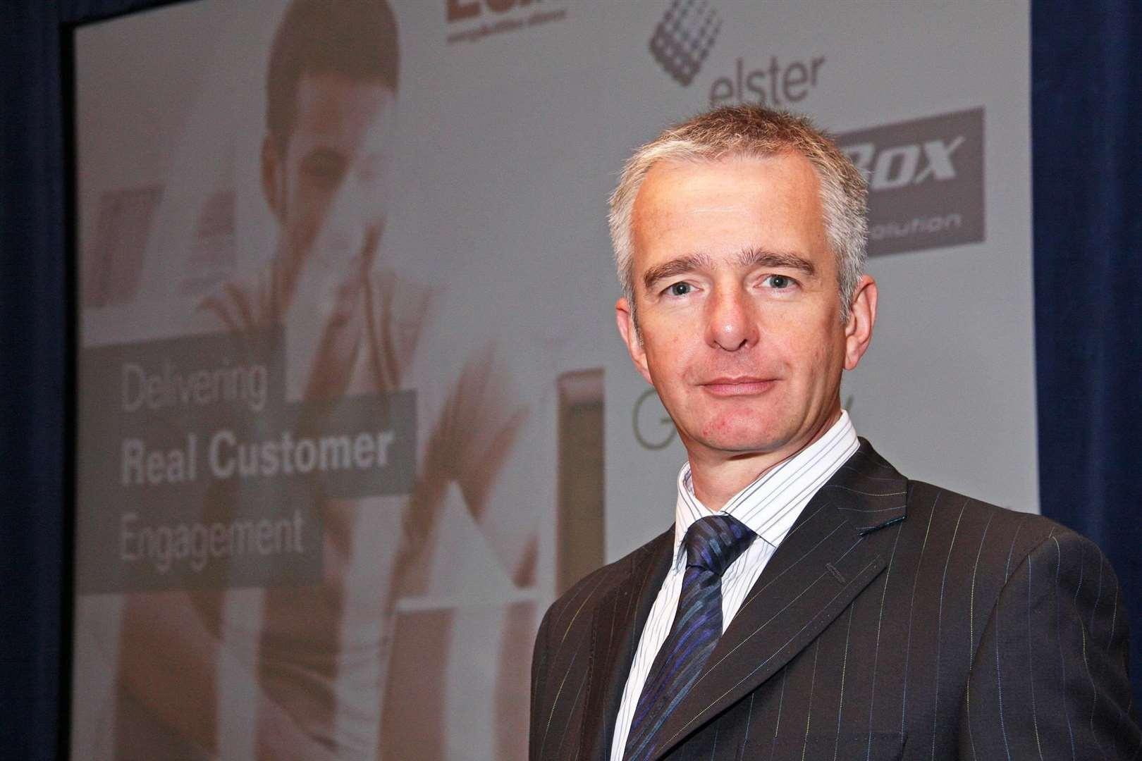 geo CEO Steve Cunningham