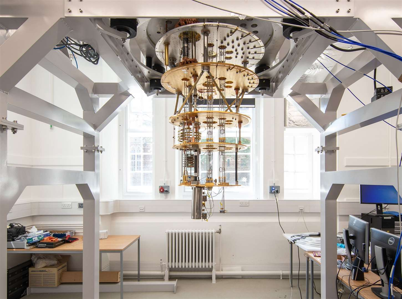The quantum computer at Oxford Quantum Circuits