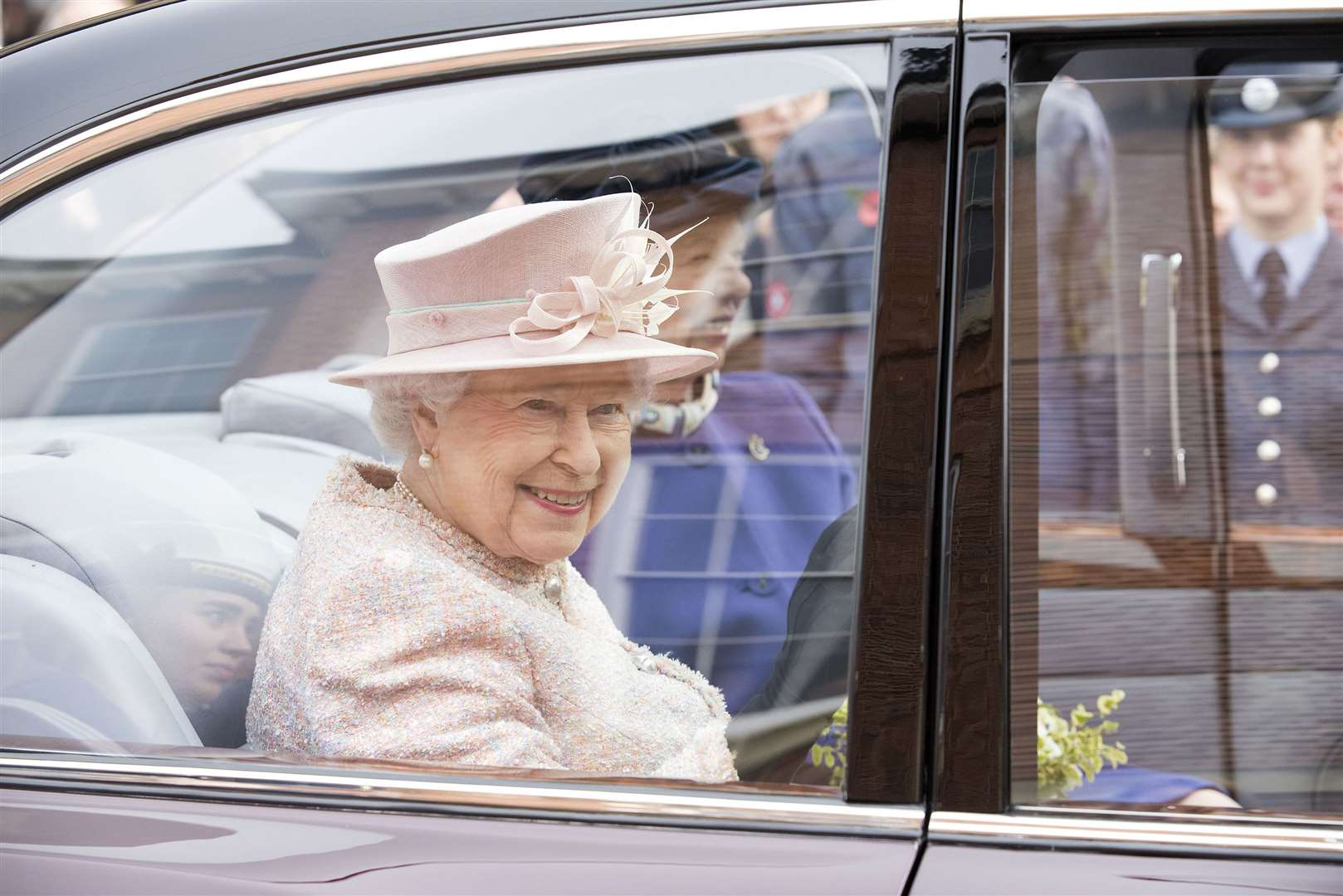The Queen opens Cambridge's new Papworth Hospital
