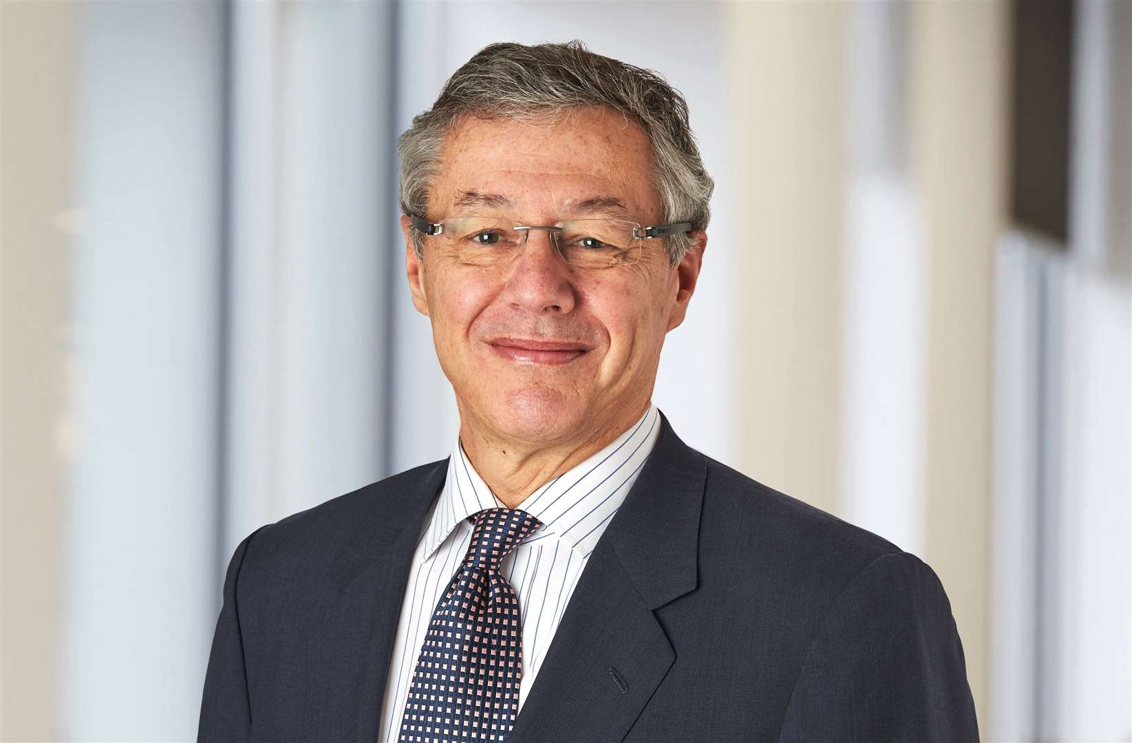 Marc Dunoyer executive director and chief financial officer of Astra Zeneca