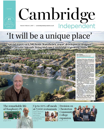 Subscribe to Cambridge Independent