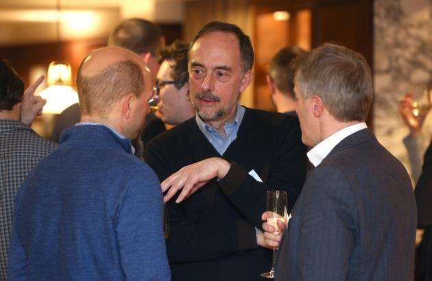 Appleyard Lees reception at The Tamburlaine hotel in Cambridge. Picture: Richard Marsham