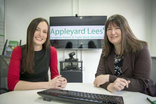 Appleyard Lees partners,, from left, Barbara Fleck and Julia Gwilt. Picture: Keith Heppell