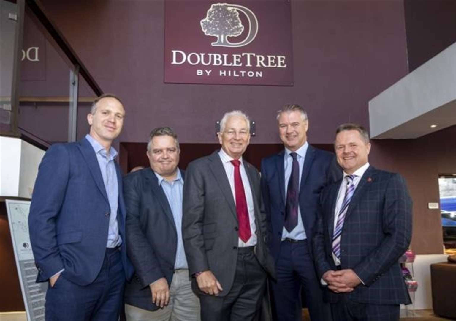 David Gower was guest speaker at Cambridge Sporting Club gathering