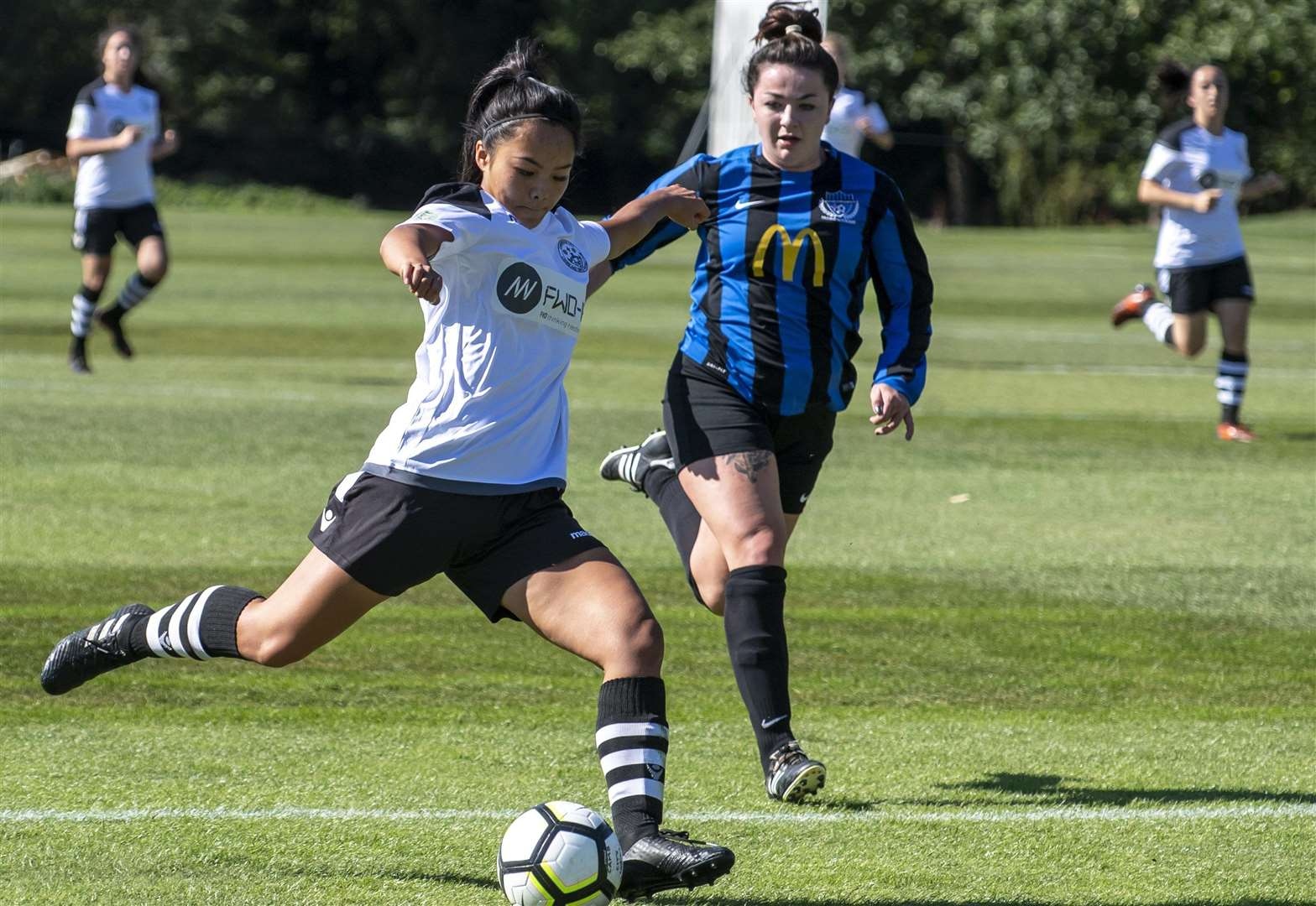 Cambridge City Ladies make cup progress on two fronts
