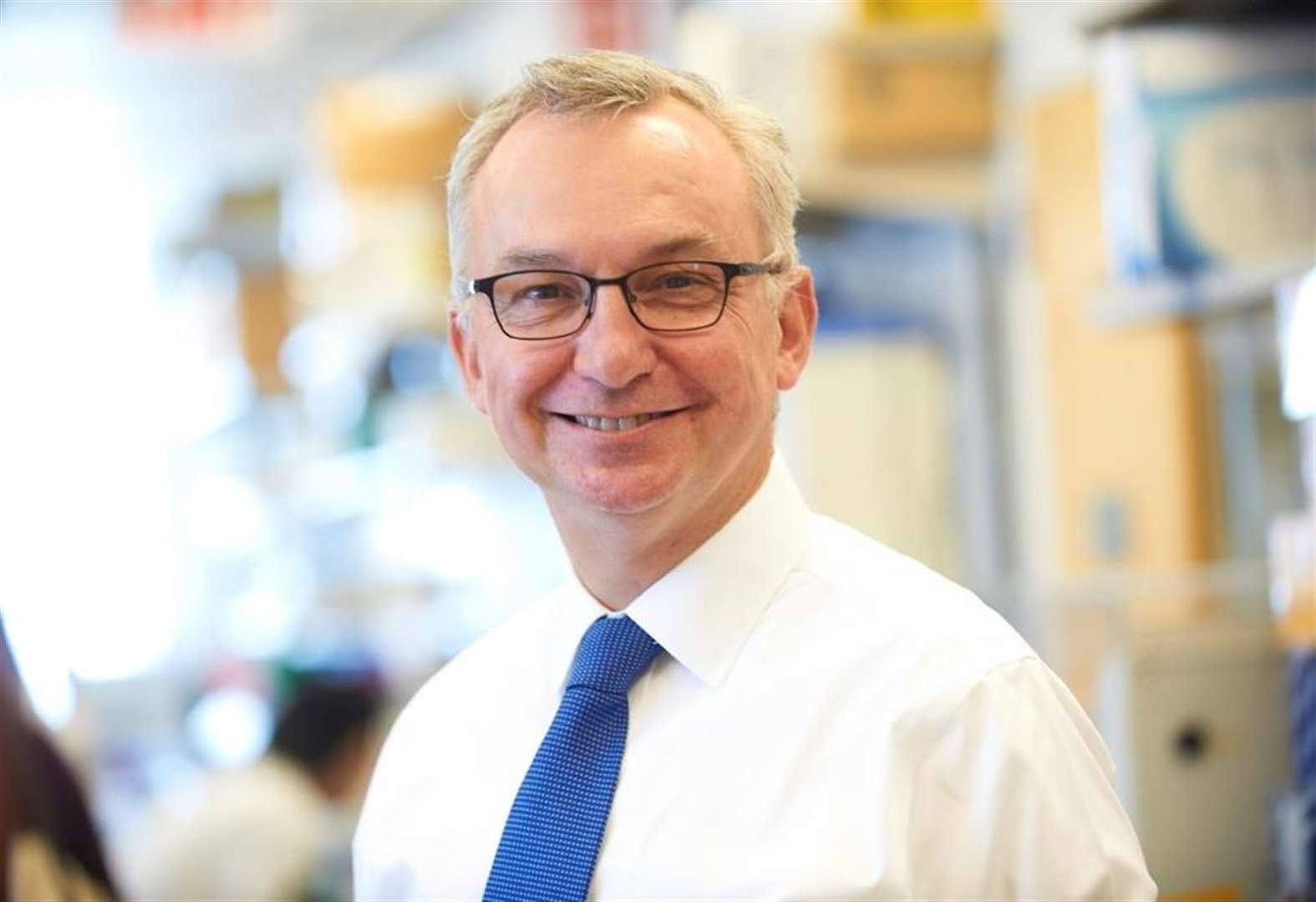 AstraZeneca announces changes as world-renowned cancer expert joins