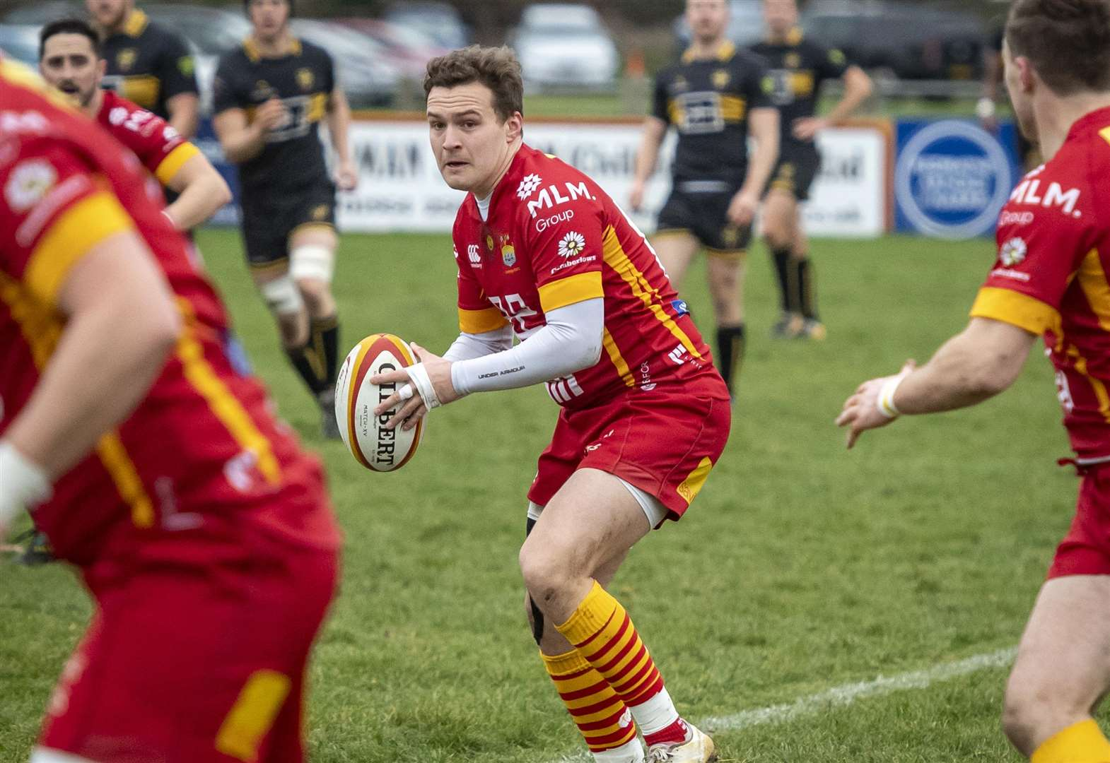 Alex Rayment try seals Cambridge victory over Cinderford