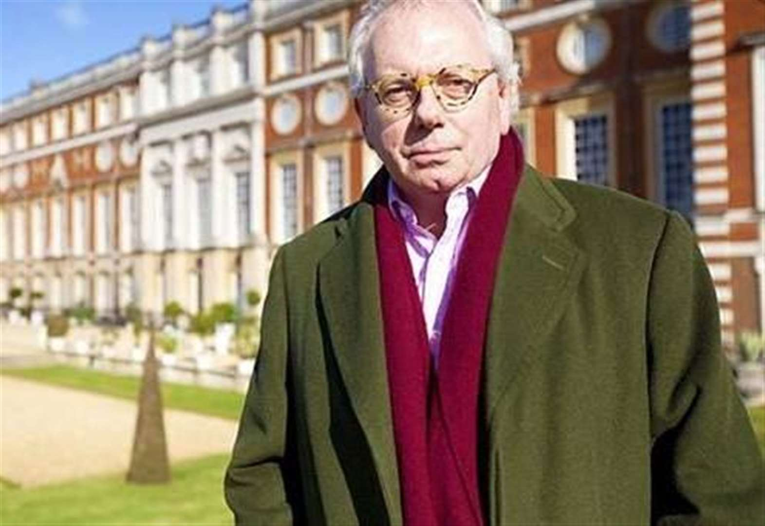 Meghan Markle the subject of a talk by David Starkey at the Cambridge Arts Theatre
