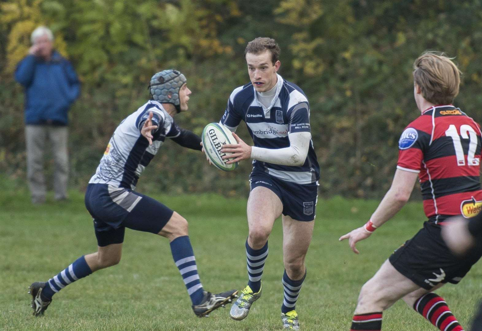 Cantabrigian earn win over Southwold