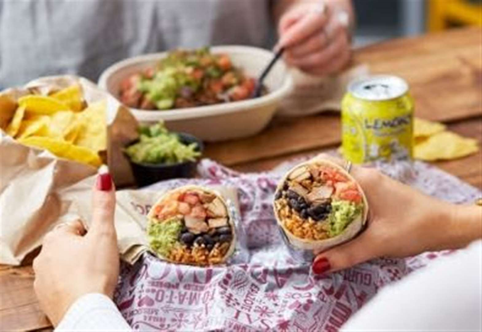 Free lunch for all at new Cambridge Tortilla on National Taco Day