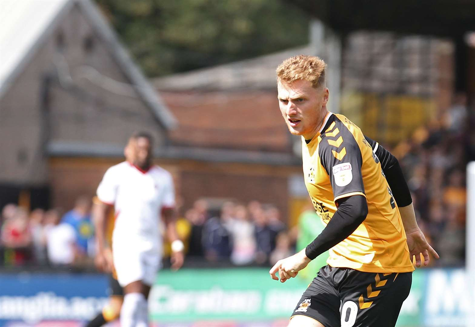 Away-day blues for Cambridge United at Salford City in Sky Bet League Two