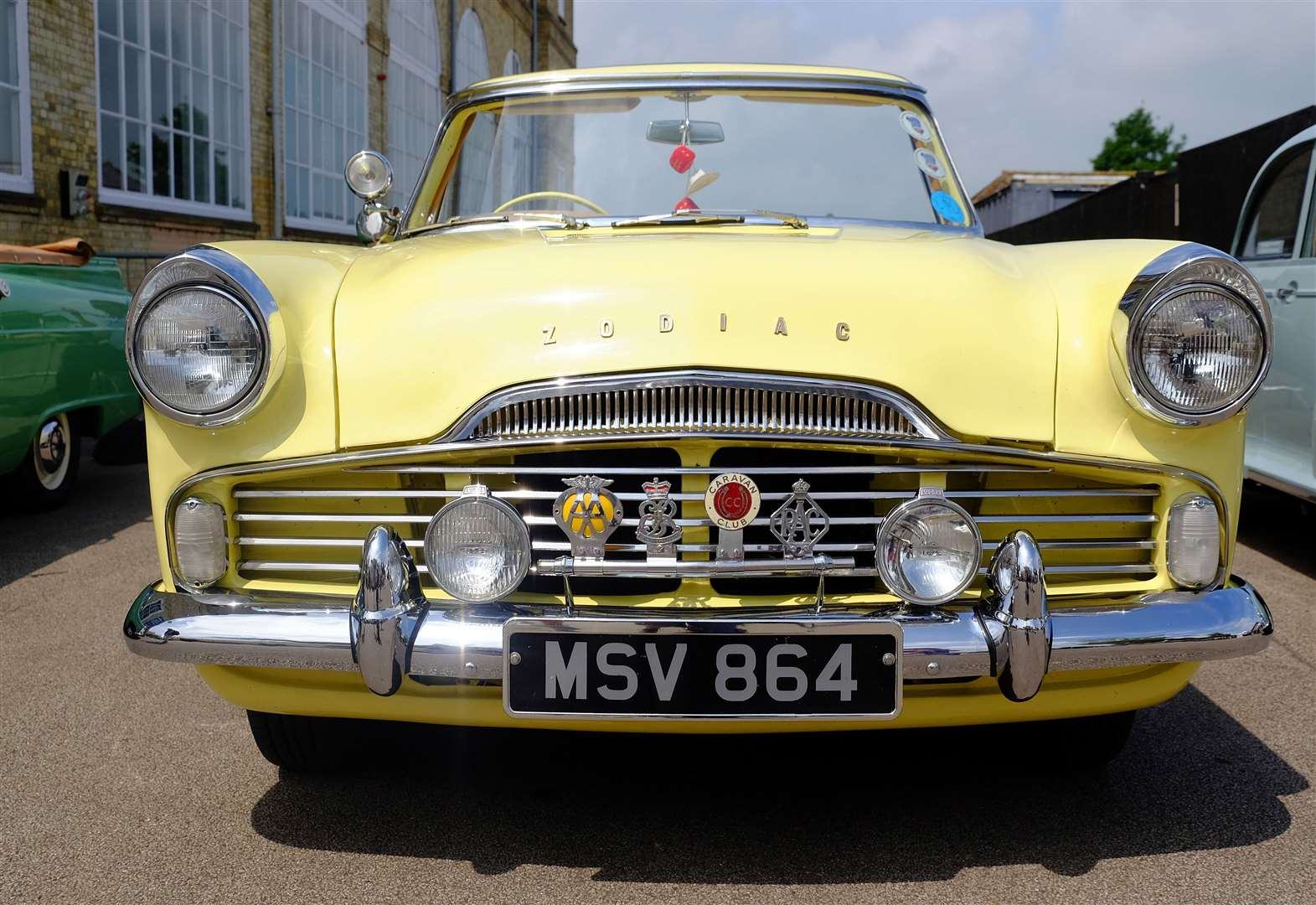 From vintage vehicles to supercars, Sunday's family-friendly Motor Show EAST has it all
