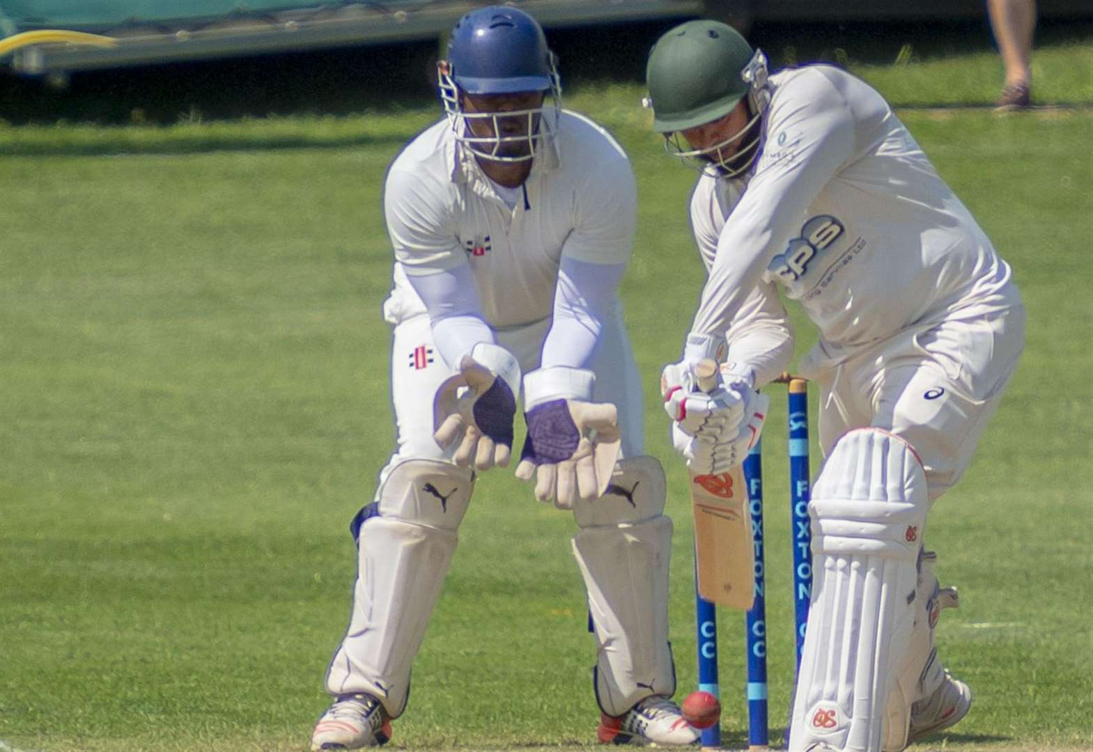 Josh Smith shines with bat and ball for Cambridgeshire in MCCA Unicorns Championship