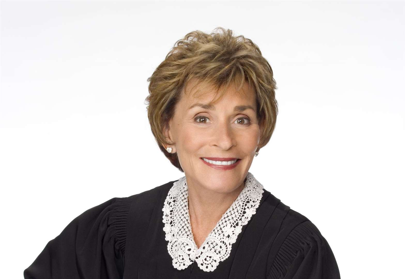 Judge Judy delivers her verdict at the Cambridge Union