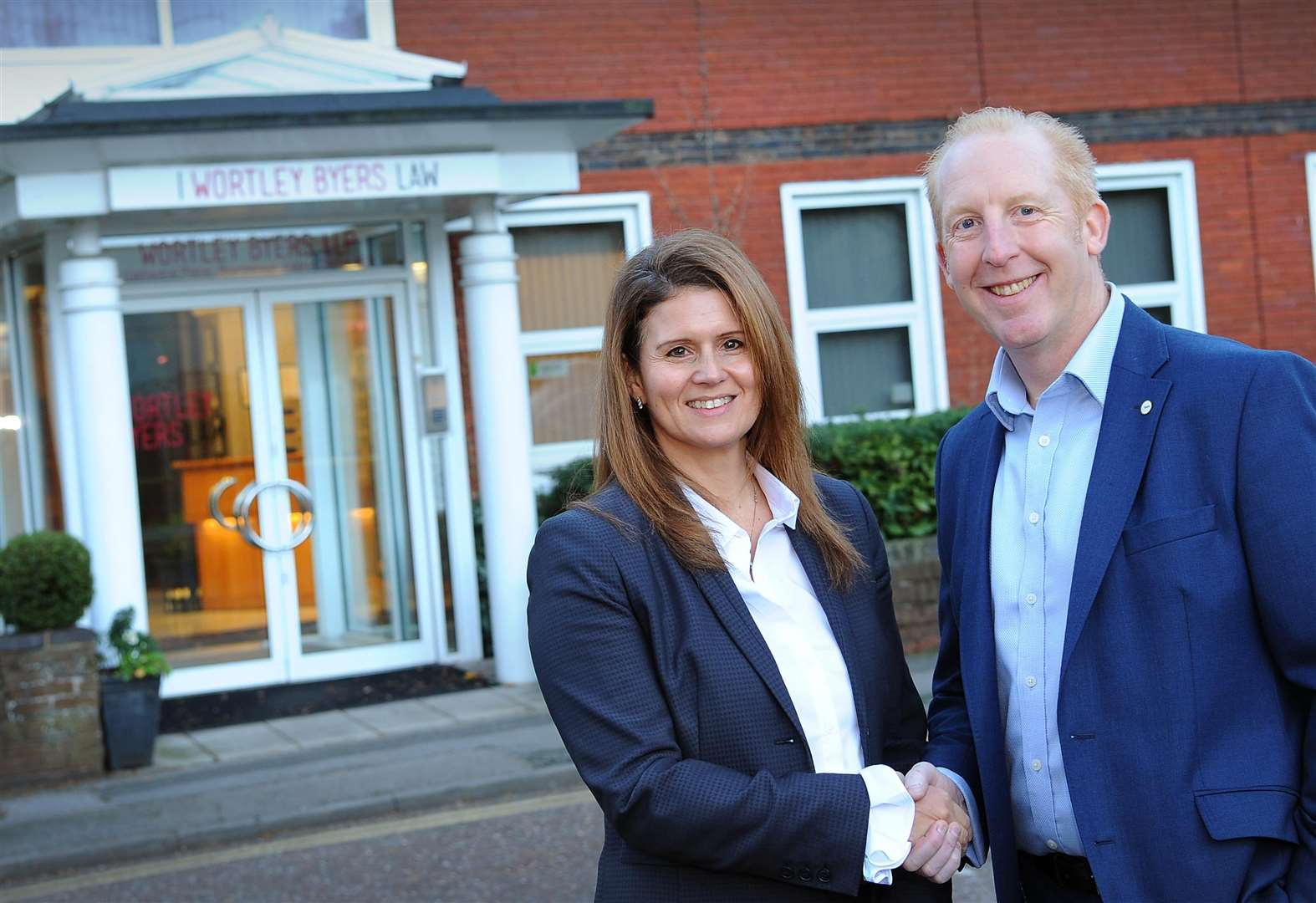 Law firms Tees and Wortley Byers to merge