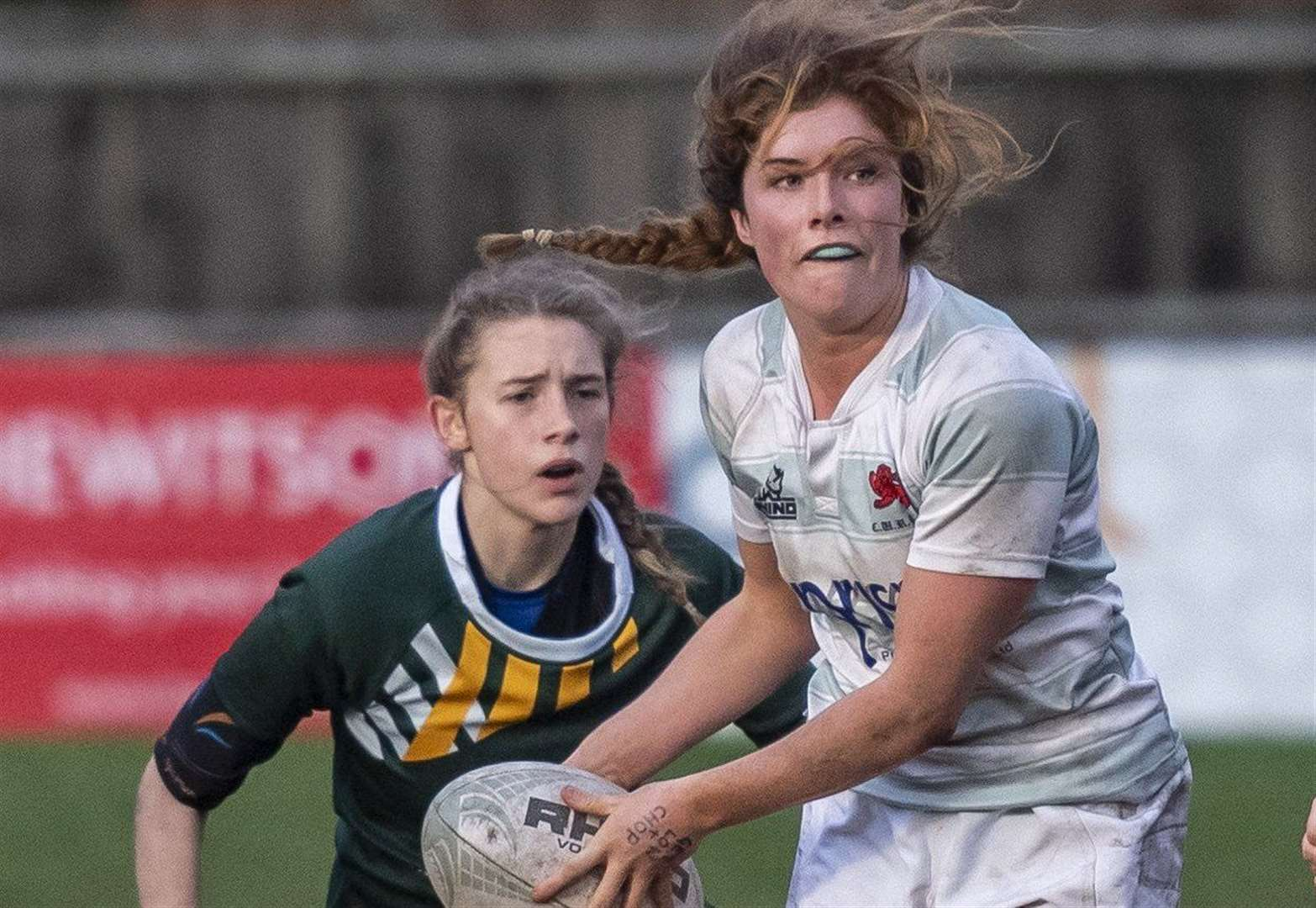 Fiona Shuttleworth aspires to develop women's rugby at Cambridge University RUFC