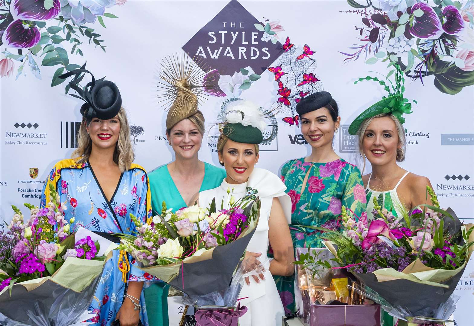 Gallery: Stunning outfits light up Ladies Day at Newmarket
