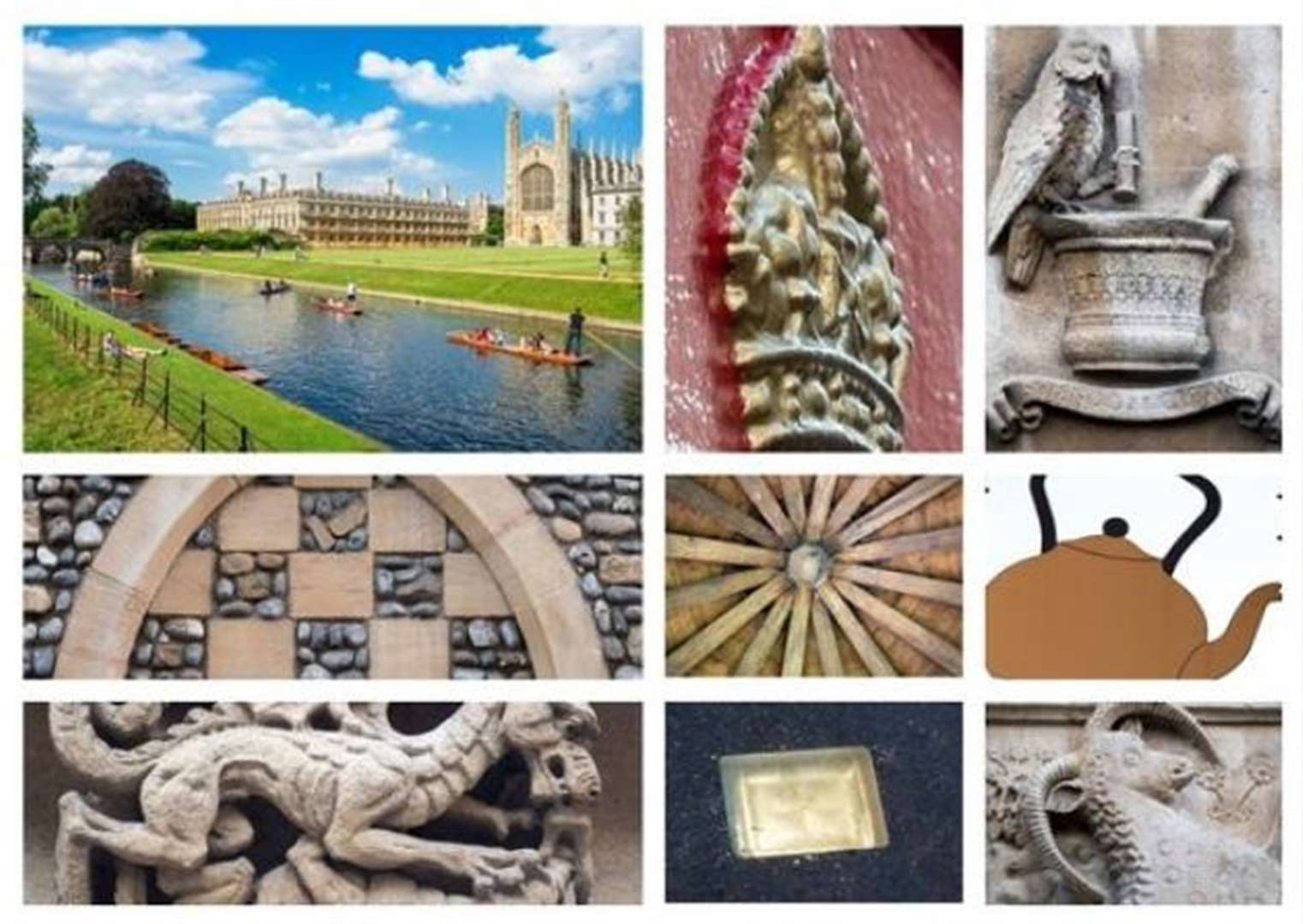 How well do you know Cambridge?