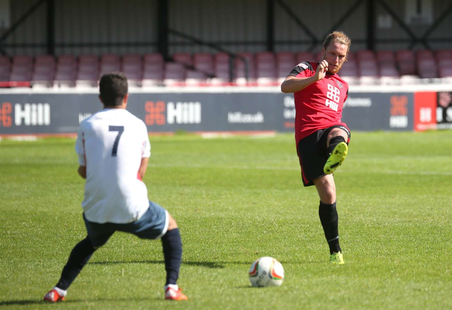 Lee Smith sets Histon the target of making impact in Isthmian League