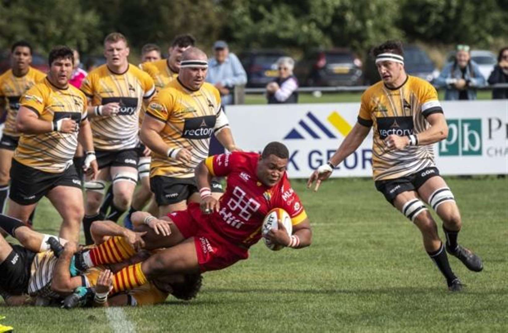 Richie Williams looking to learn from Cambridge's defeat to Chinnor
