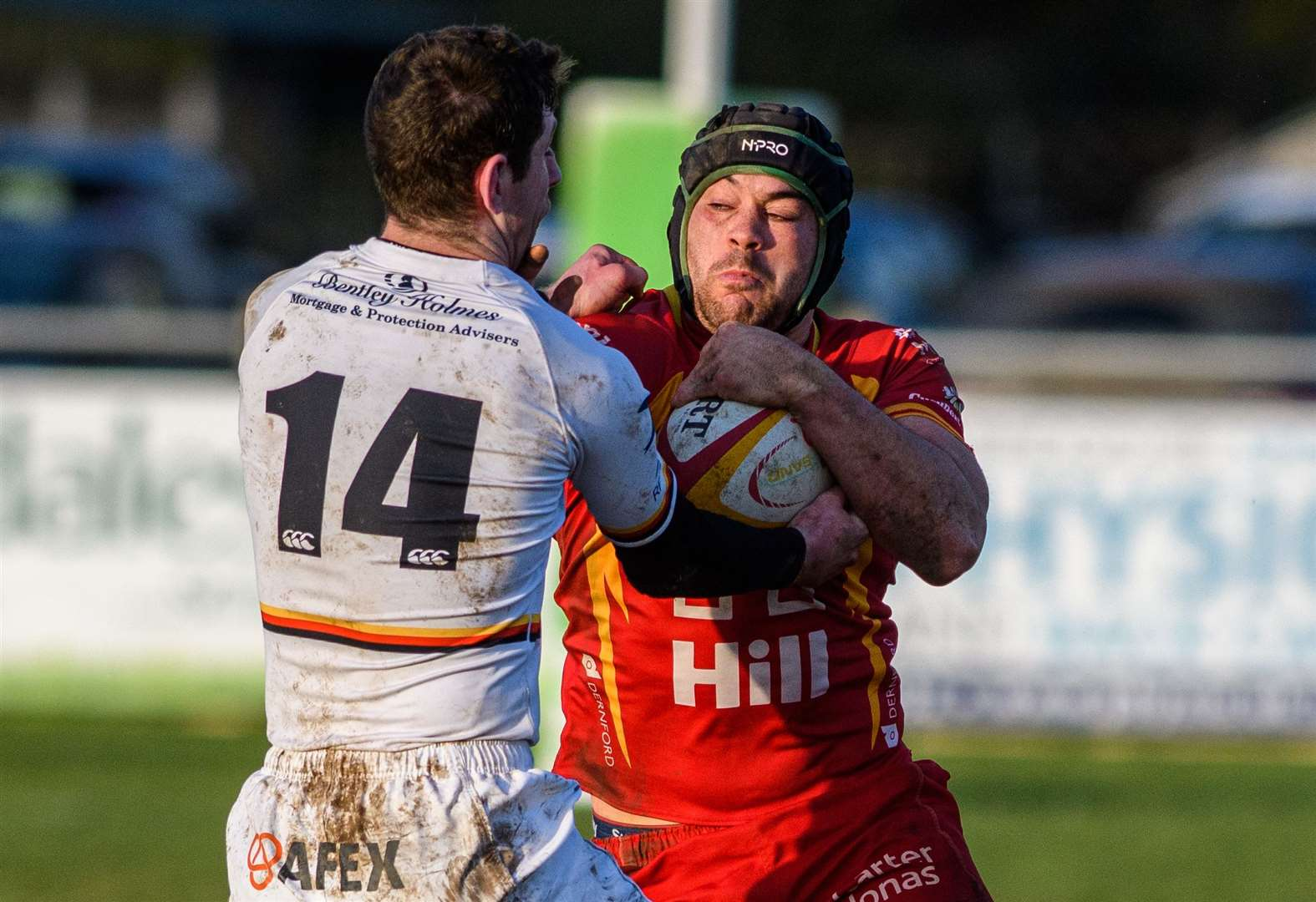 Matt Hema grabs last-minute try to give Cambridge victory over gallant Canterbury in National League One