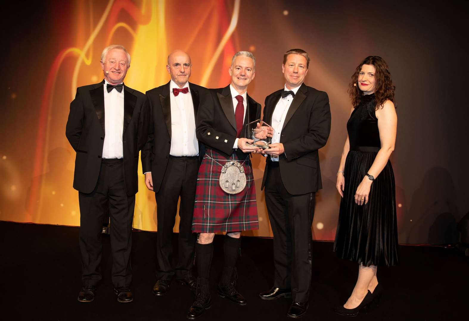 Ashtons Legal wins Law Firm of the Year at LawNet Awards 2019