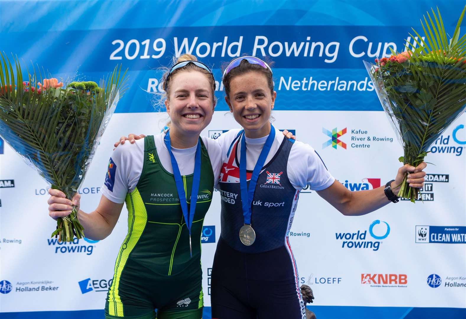 Imogen Grant strikes Rowing World Cup club on good weekend for Cambridge Blues