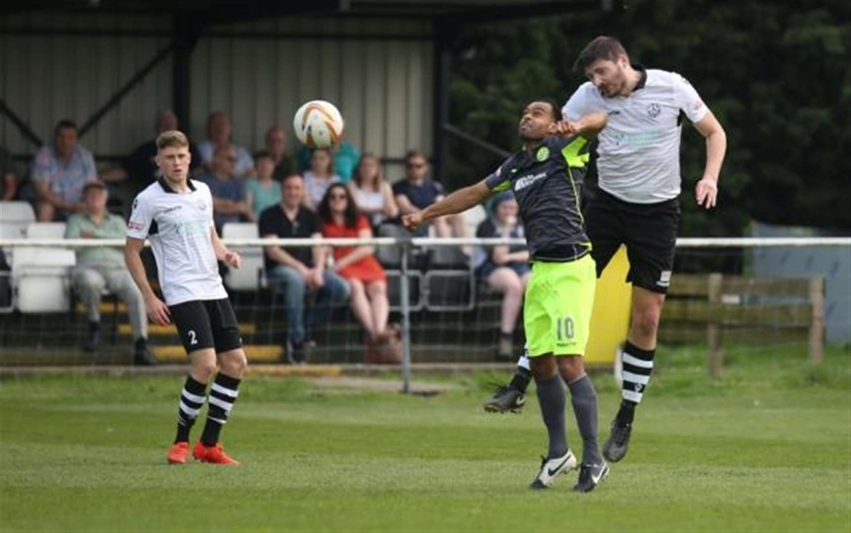 Jack Wilkinson and Jordan Gent make Cambridge City exit