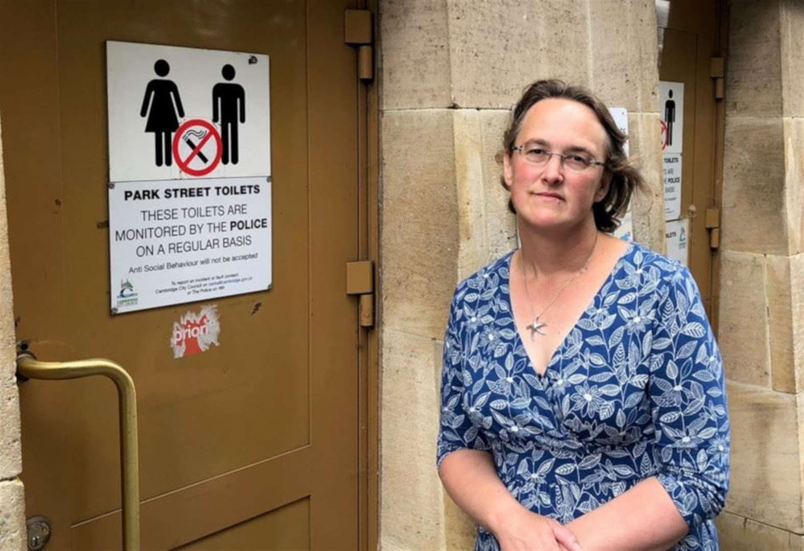 Cambridge Lib Dems' petition calls for public toilets to be retained when Park Street car park is redeveloped