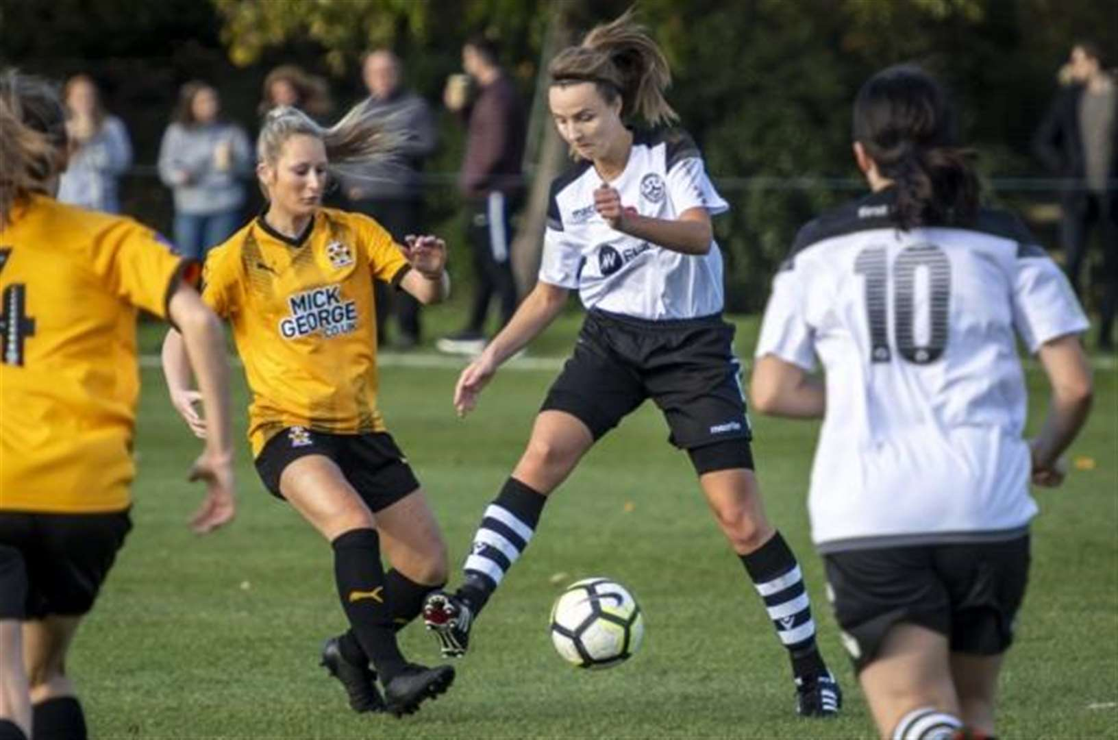 Cambridge City Ladies and Cambridge United Women ordered to replay SSE Women's FA Cup tie