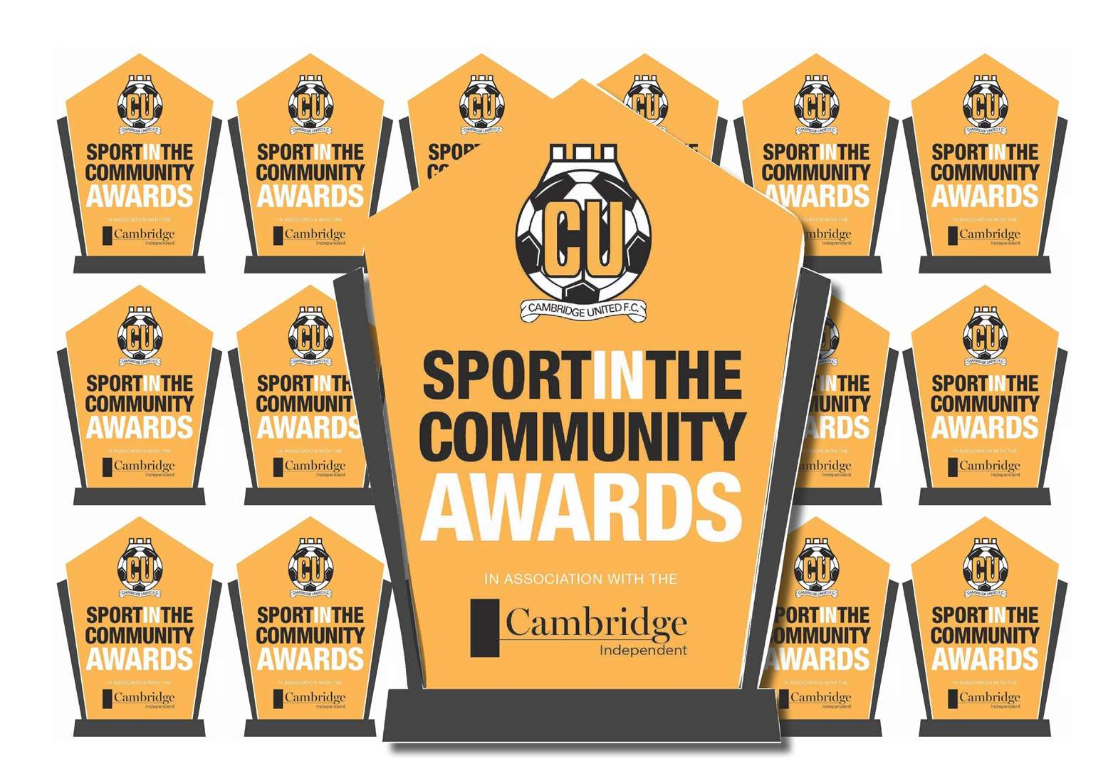 Nominees announced for the Cambridge United Community Trust Sport in the Community Awards