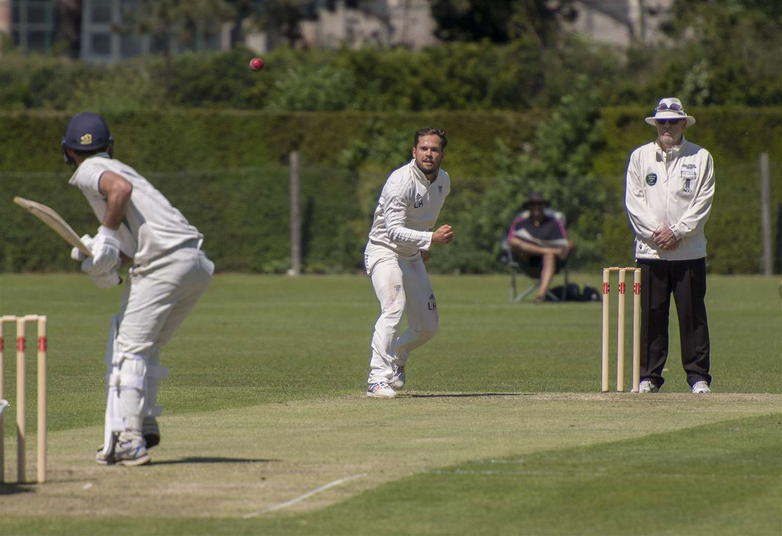 Cambridge Cricket Club strengthen for new East Anglian Premier League season with arrival of Peter Younghusband