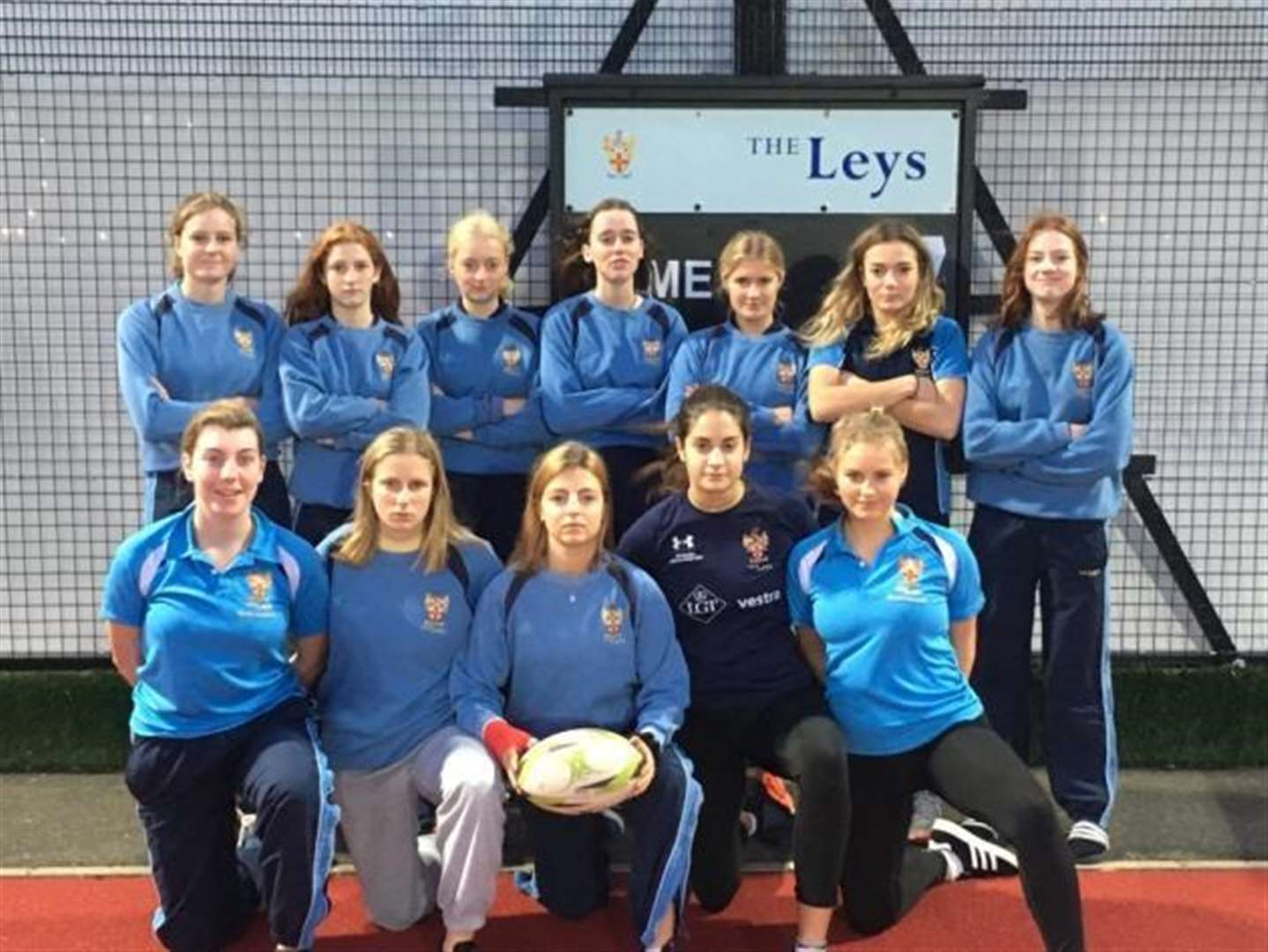 Students drive introduction of girls' rugby at The Leys School