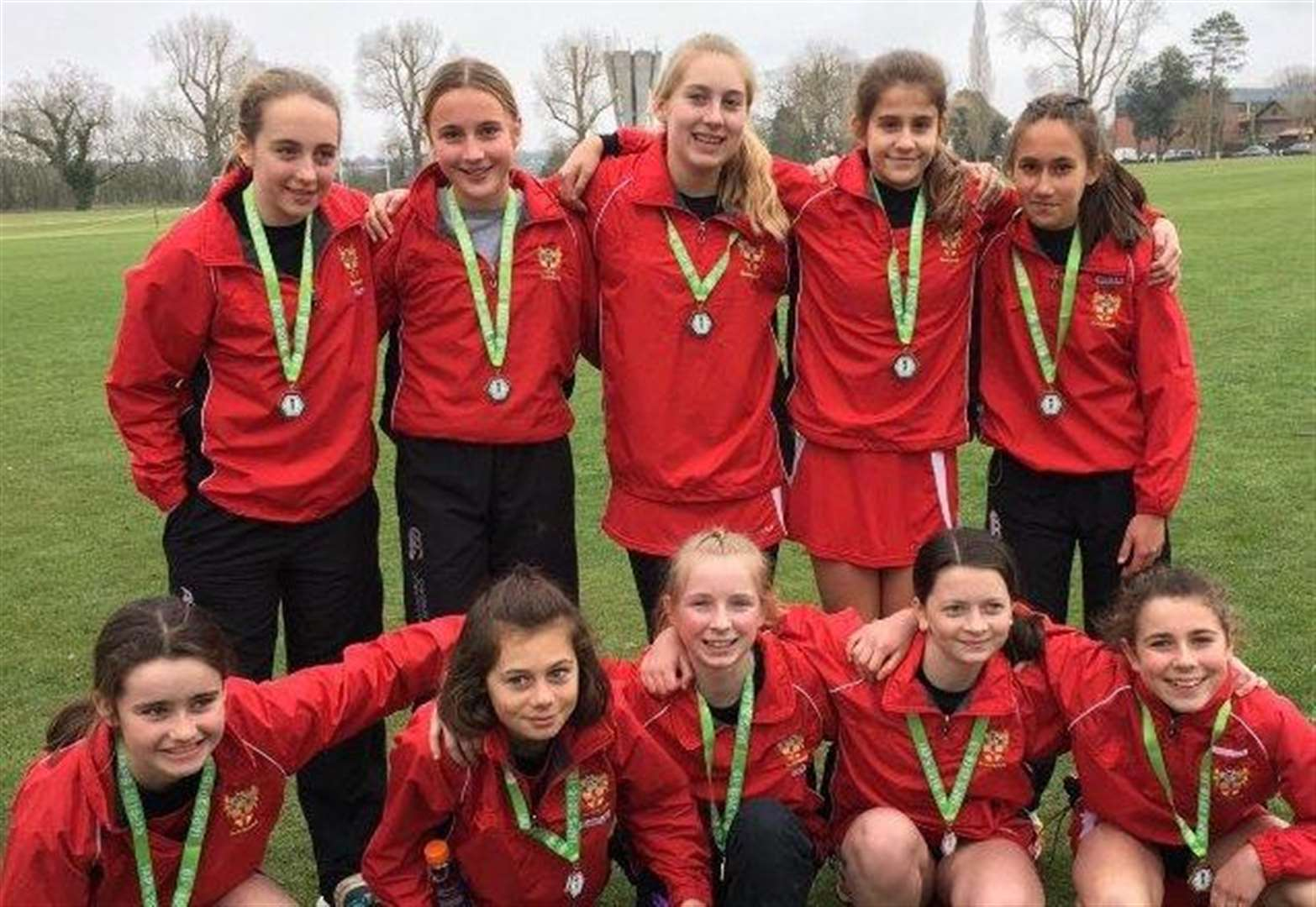 St Faith's youngsters savour multi-sport success