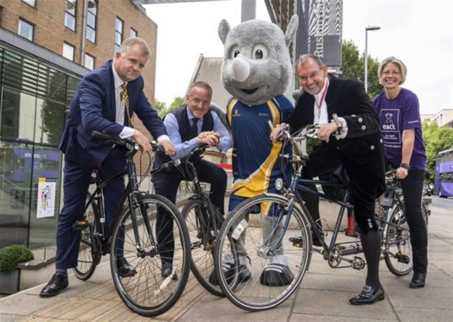 Sign up for 40-mile Cambridgeshire Cycling Challenge in aid of East Anglia's Children's Hospices