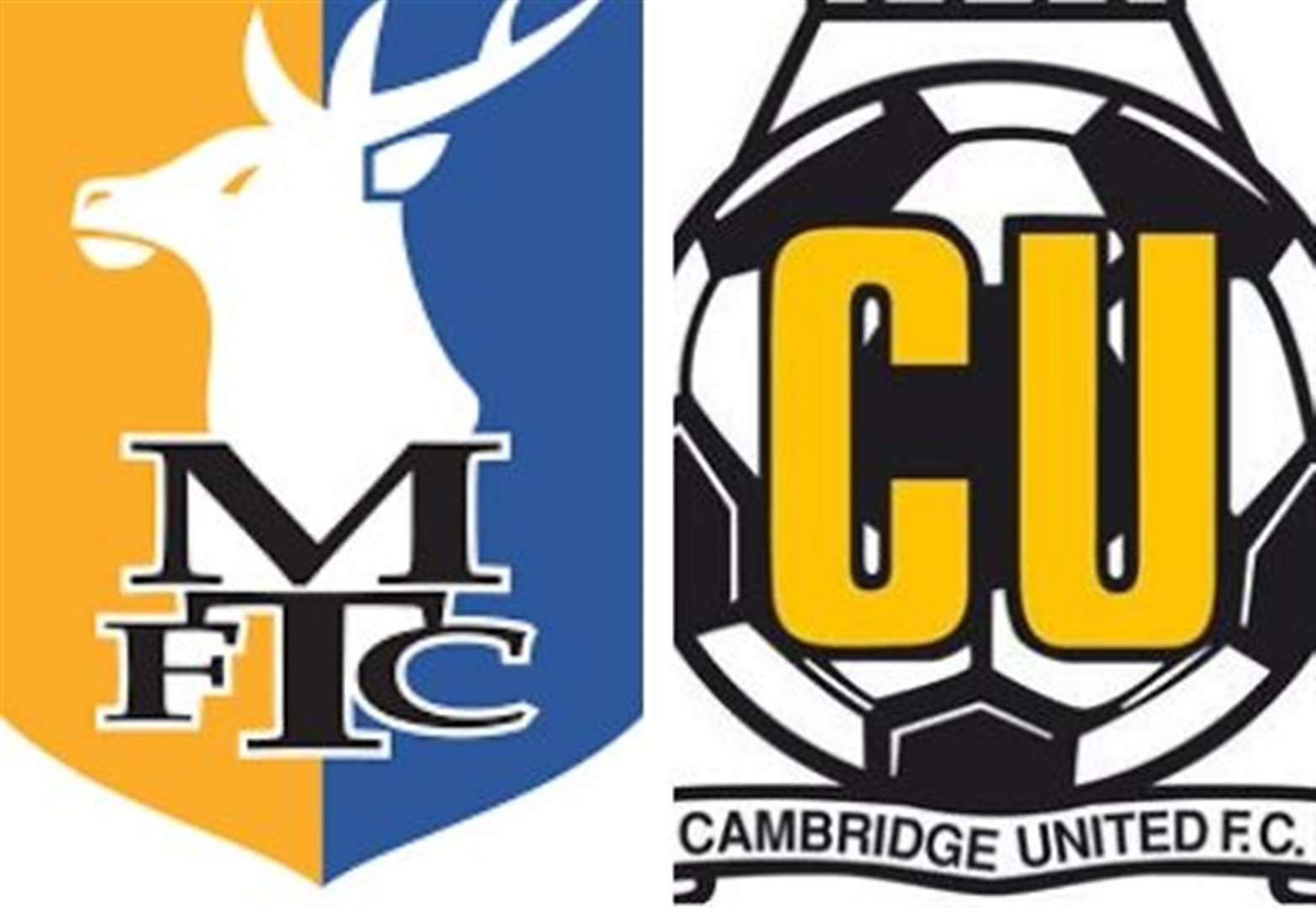 Cambridge United aiming for back-to-back wins in clash at Mansfield Town