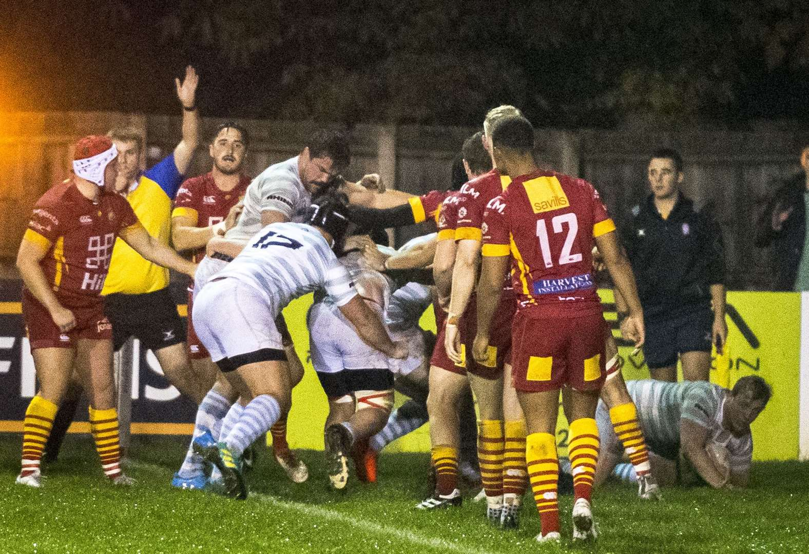 Cambridge University RUFC seal Town v Gown victory over Cambridge Rugby Club