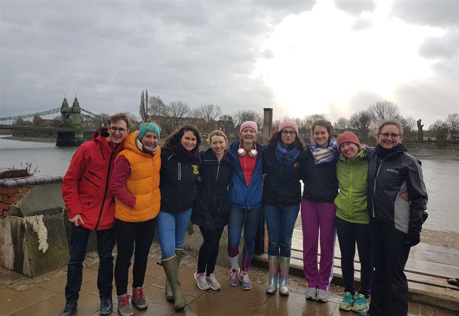 Cambridge crews seal a hat-trick of wins at Quintin Head
