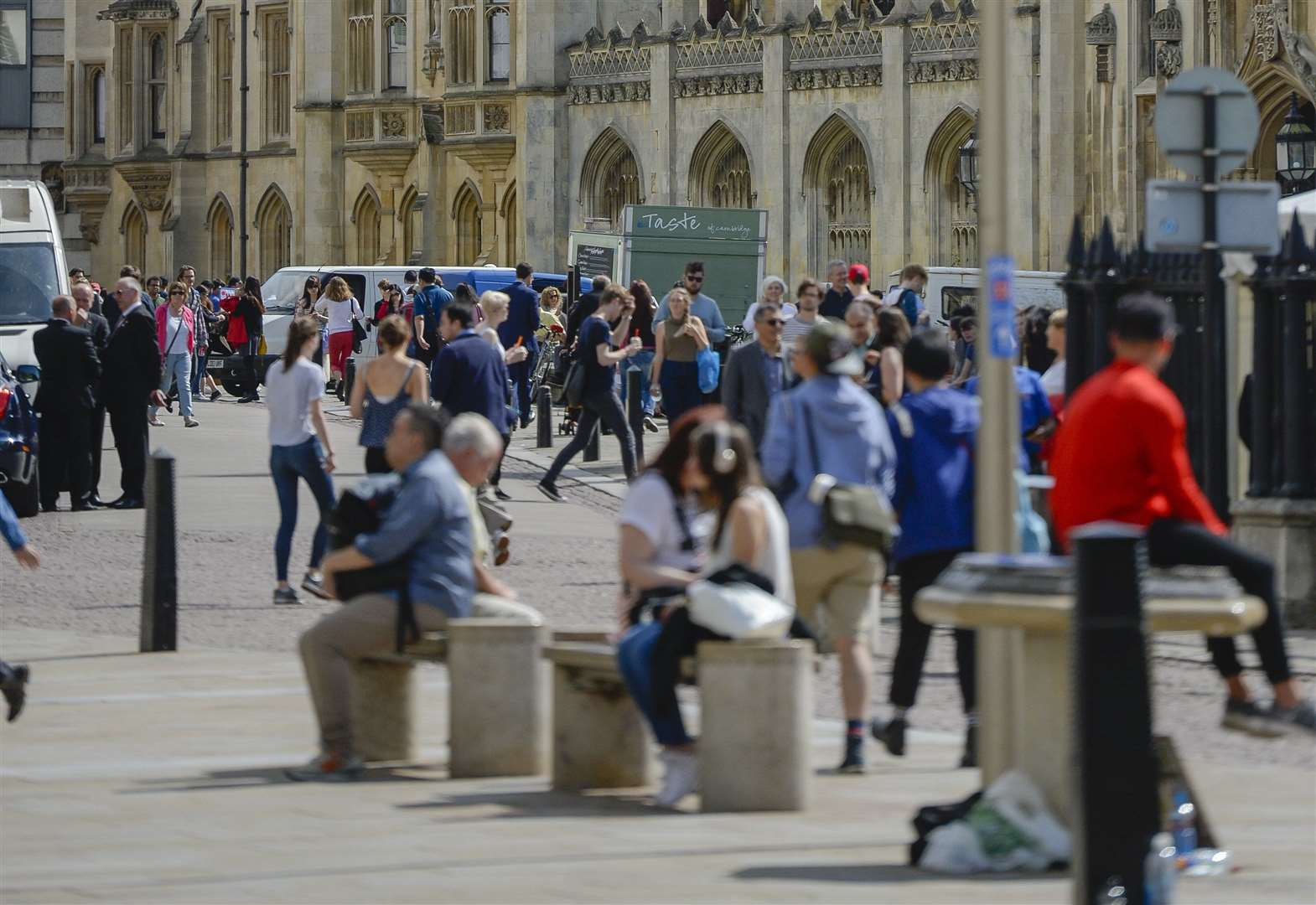 Famous Cambridge street section to be closed for trial period to counter terror threat