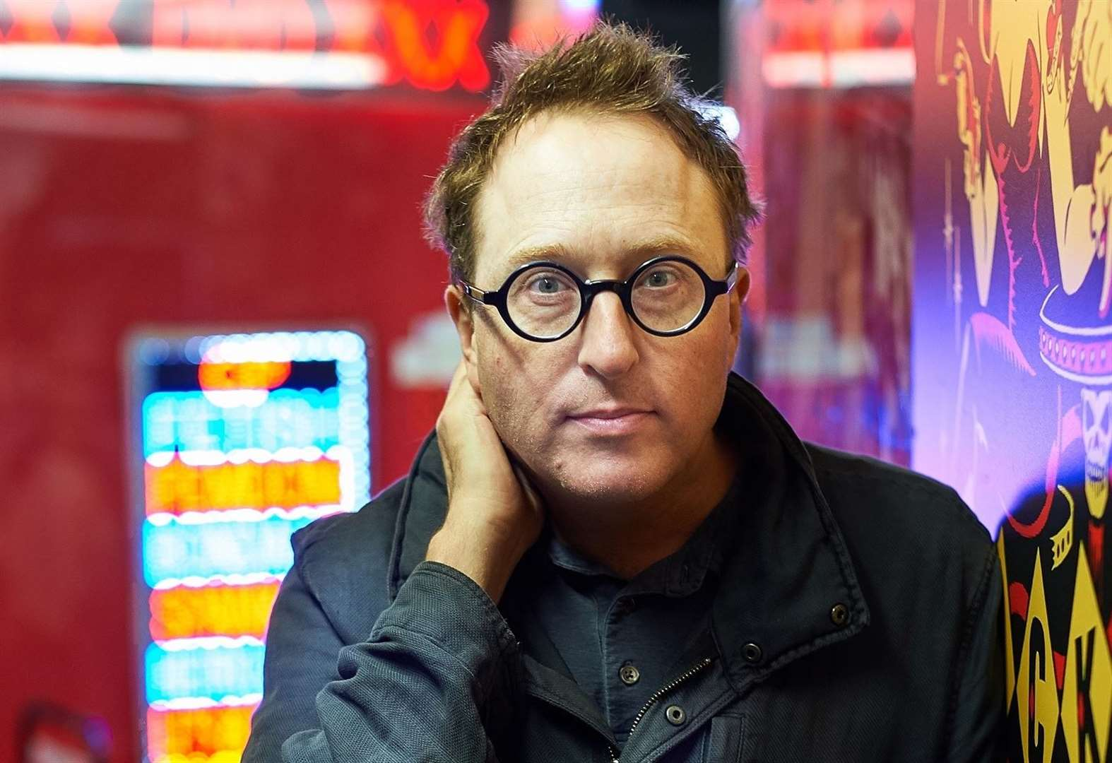 "Jon Ronson interview: ""Porn people are just adorable,"" says the podcaster and journalist"