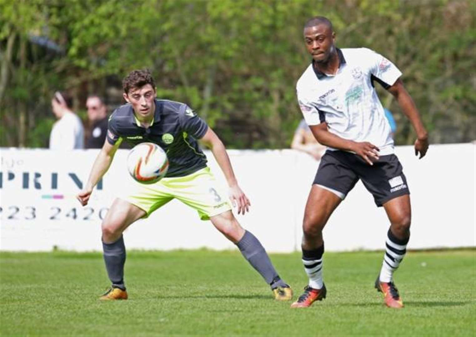 Ebby Nelson-Addy double helps Cambridge City make it six unbeaten with win over North Leigh