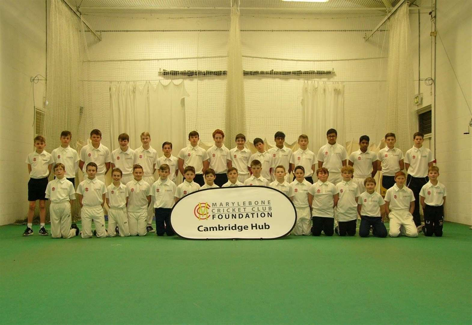 Trials to be held for Cambridge MCC Foundation Cricket Hub