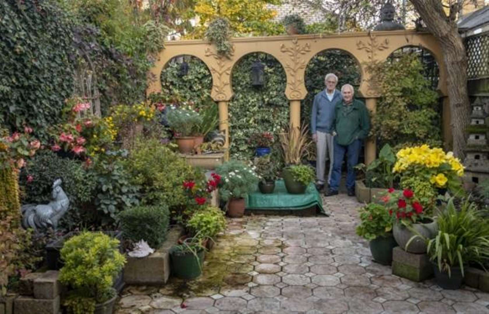 Cambridge garden nominated for BBC magazine award
