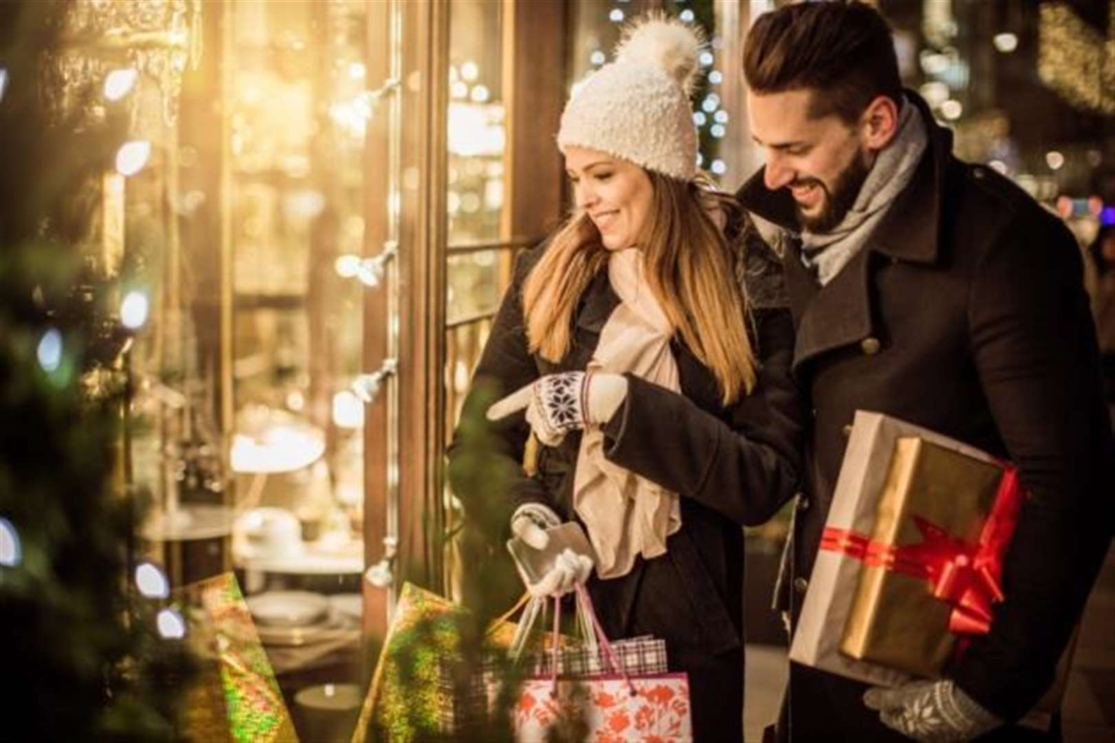 Vote for your favourite Cambridge Christmas shop window display