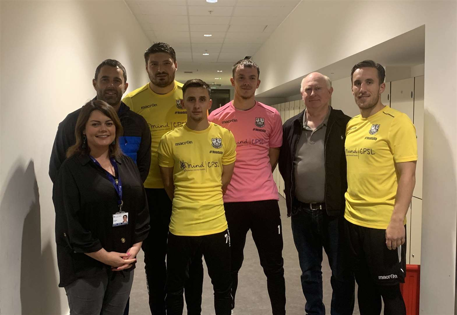 Cambridge City going yellow for charity CPSL Mind in FA Trophy home clash with Market Drayton