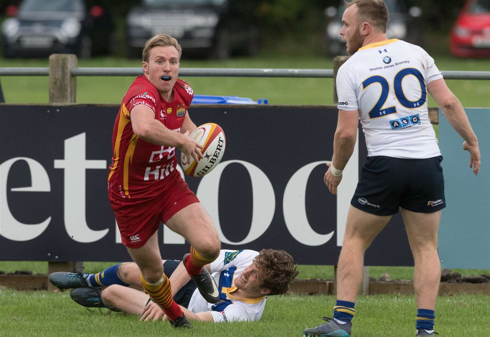 Attacking verve steers Cambridge to victory over Darlington Mowden Park