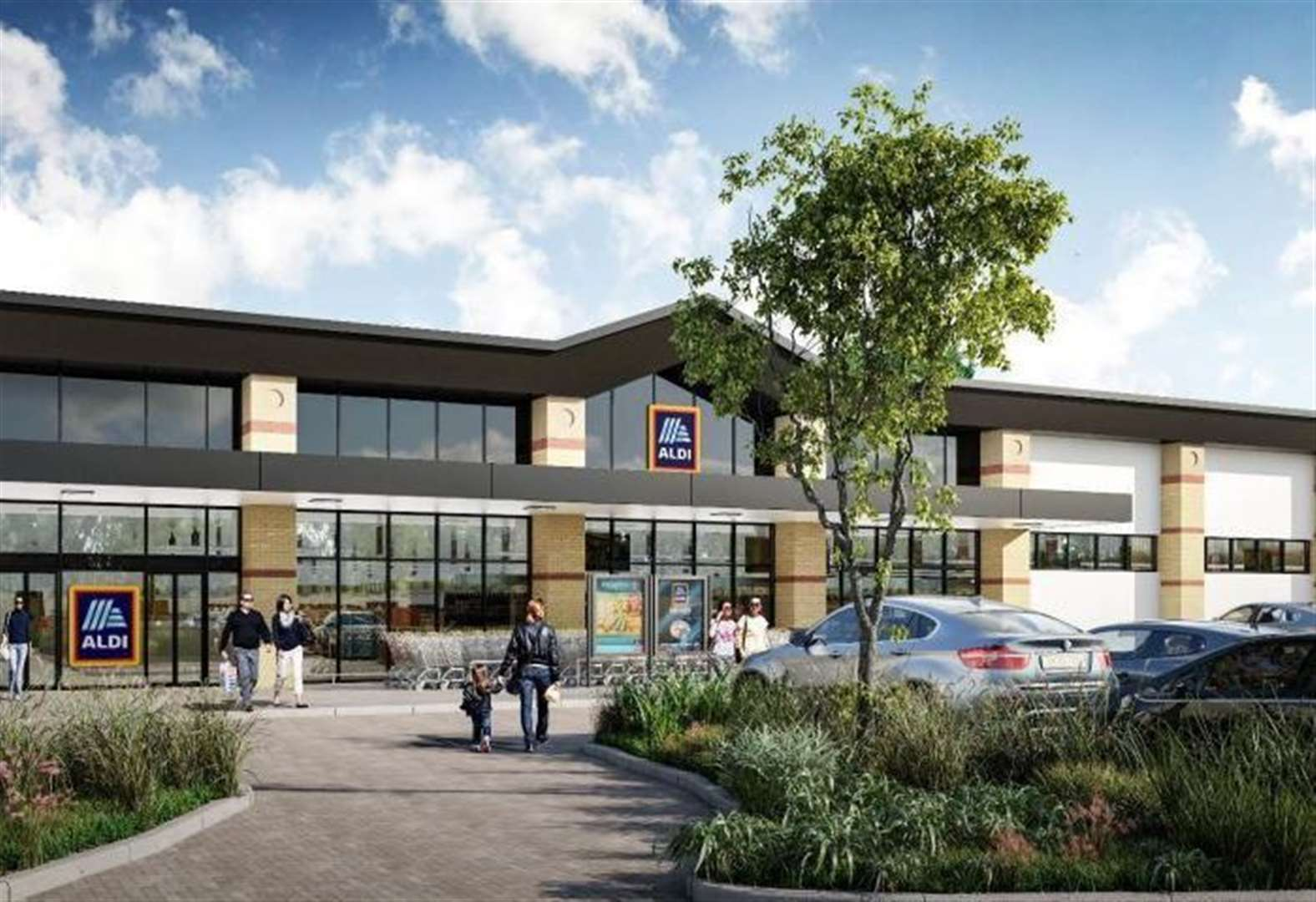 Supermarket wars heat up as Aldi wins approval for new store in Cambridge
