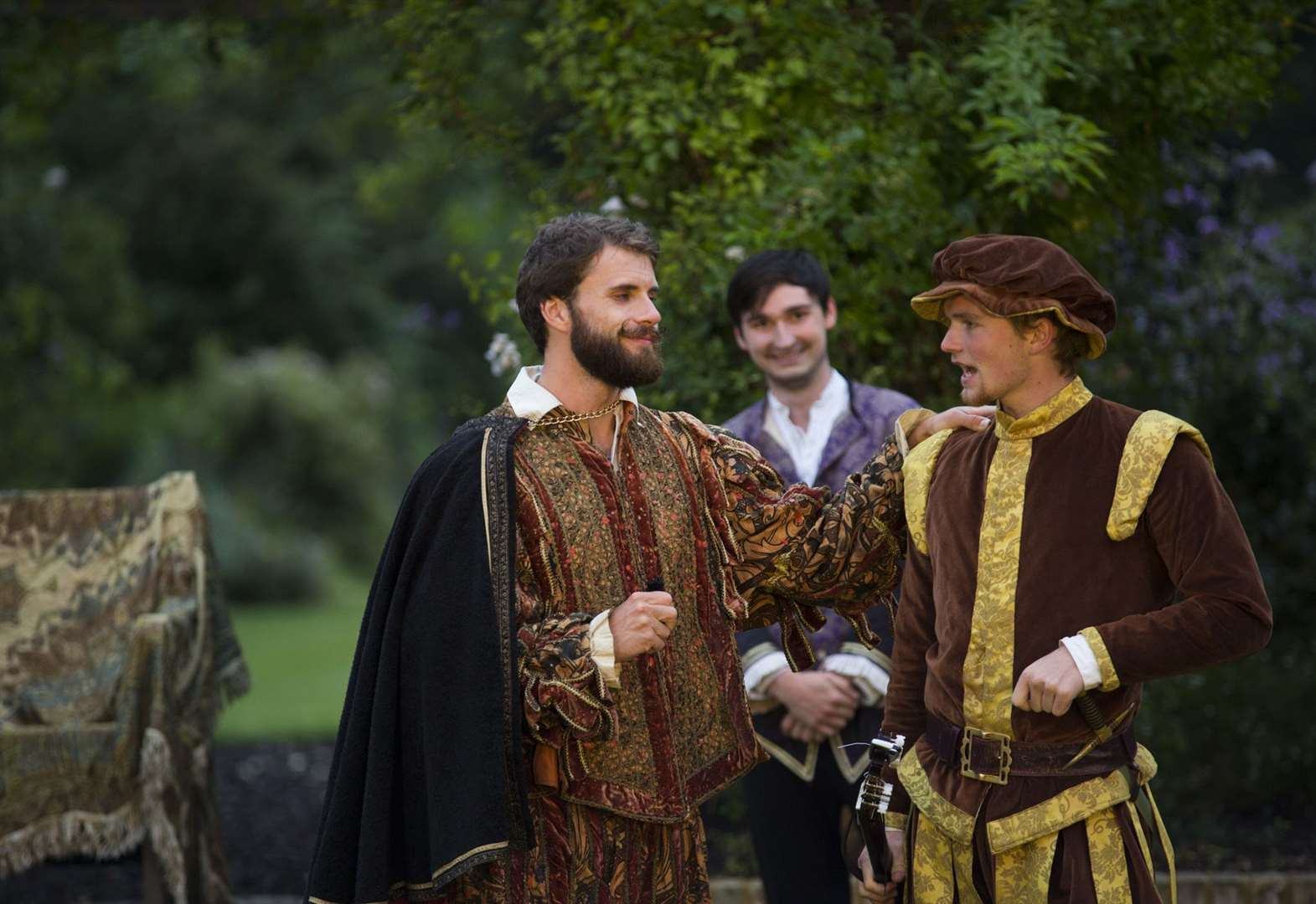 A Shakespeare festival to enjoy on midsummer nights