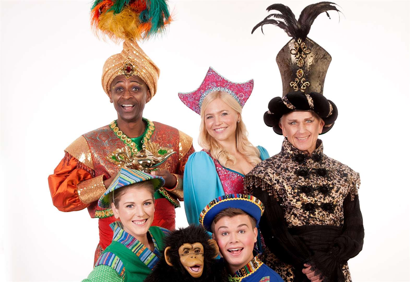 Review: Our verdict on Aladdin, the time-travelling pantomime at Cambridge Arts Theatre